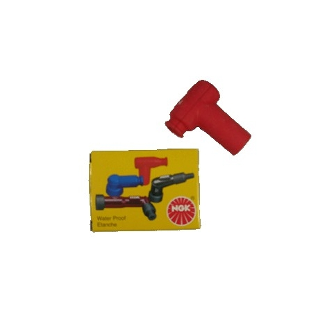Plug Cap NGK Standard spark plug (LB05EMH-R), mondokart, kart