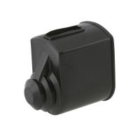 Dust cap for new brake pump