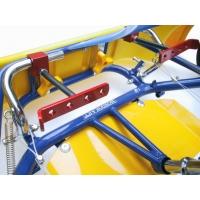 Extensiones pedales (par)