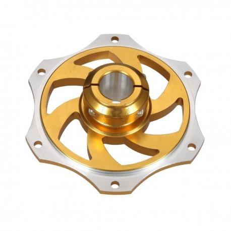 Portacorona in alluminio anodizzato 25mm, MONDOKART, Porta
