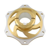 Sprocket Carrier Holder 40mm anodized aluminum