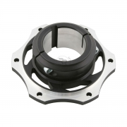 Bremsscheibenaufnahme 50mm aus eloxiertem Aluminium, MONDOKART