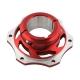 Brake Disc Carrier Holder 50mm anodized aluminum, mondokart