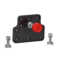 Chain Stretcher Tensioner complete anodized
