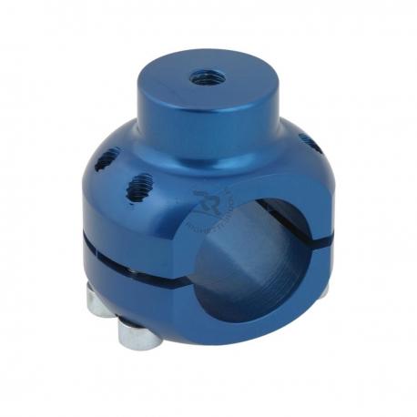 Support generique aluminium anodisé (30 mm), MONDOKART, kart