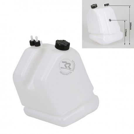 Réservoir de 9 litres KF - KZ, MONDOKART, Réservoirs & Bouchons