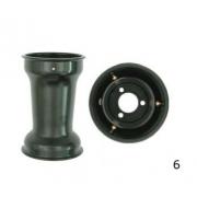 Rear Rim CRG H180 Magnesium + screws, MONDOKART