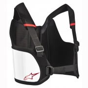 Alpinestar chest protectors adjustable adult, mondokart, kart