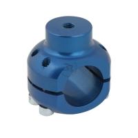 Clamp aluminum support (28mm)
