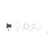 Bussola Disco Freno V04 - New Age Mini e Baby CRG, MONDOKART