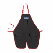 Mechanical Sparco Apron, MONDOKART, Mechanical Clothing