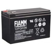 Batteria FIAMM 12 volt 9 AH, MONDOKART, kart, go kart, karting