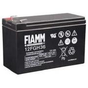 Batteria FIAMM 12 volt 9 AH, MONDOKART, Batterie