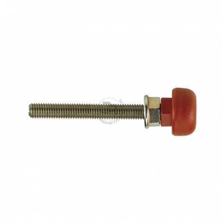 Screw for Chain Stretcher Tensioner M10 (with plastic