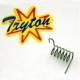 Vergaser Shaft Rückholfeder Tryton, MONDOKART, Ersatzteile