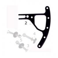 CRG front brake pump lever
