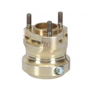 Rear hub in magnesium 50 / 78-8, MONDOKART, For KF - KZ (50mm