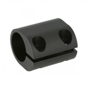 Abrazadera barra estabilizadora 28mm anodizado, MONDOKART