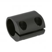Clamp for 28mm anodized stabilizing bar, MONDOKART
