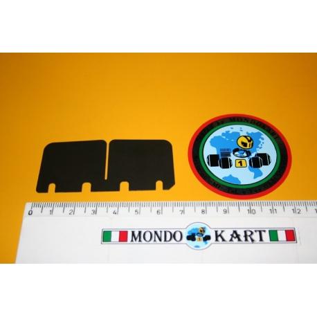 Clapet Vetronite Vortex Rok - junior Rok, MONDOKART, kart, go