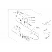 Supporto connettore piastra elettronica BMB Easykart, MONDOKART