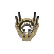 Bremsscheibenaufnahme Frontscheibe Nabe BS5 Voll-Aluminium KZ