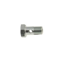 Perforated insert screw with eye