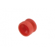 Pump's short dusty rubber cap BS5-6-7 RED BS5 - BS6 - BS7 OTK