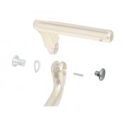 Adjusting pin retainer pedal OTK TonyKart, mondokart, kart