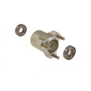 Mozzo BST Alluminio L 60 mm completo OTK TonyKart, MONDOKART