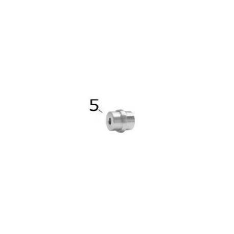 Boccola paraurti posteriore CRG, MONDOKART, Spoiler posteriori