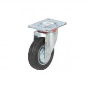 Ruota per carrellino snodata anteriore, MONDOKART, Carrelli