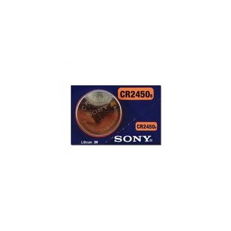 Lithium Batterie Lithium 3V CR2450 Sony, MONDOKART, kart, go