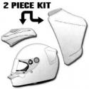 Kit Original spoiler PED SET Arai GP-6 / SK-6, mondokart, kart