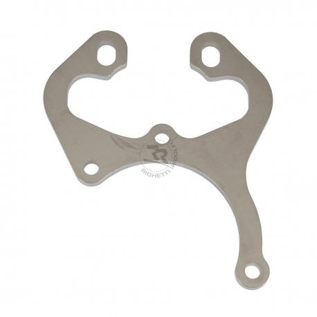 Steel bracket for RighettiRidolfi calipers, mondokart, kart