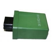 Boitier Electronique Vert Mini 60cc, MONDOKART, kart, go kart