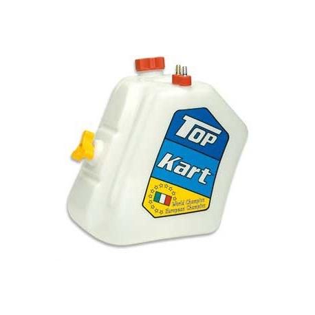 KZ tank - KF - 8.7 liters - Top-Kart, mondokart, kart, kart