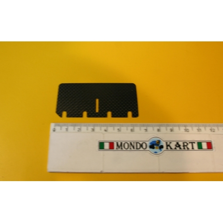 "Lamina Carbono ""RACE"" Vortex Rok - Junior Rok, MONDOKART, kart"