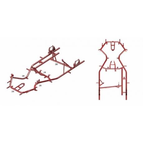 Frame Minikart (CUB CUB 1 oder 2), MONDOKART, kart, go kart