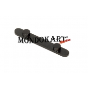 Key with 2 Pegs (D 7,4mm - INT 34mm - H 3mm), MONDOKART