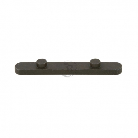 Achskeil mit 2 Pin (D 6 mm - 30 mm I - H 3.5), MONDOKART, kart