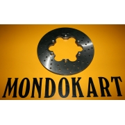 Original rear disc brake PCR, MONDOKART