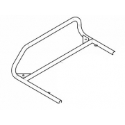 Side Bumper support Freeline CIK FL09 / 14, MONDOKART, Birel