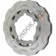 CRG Rear Brake Disc 195mm V05 (VEN05) Cast Iron, MONDOKART