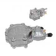 Benzin Pumpe Mikuni (2 Ausgänge) NEW, MONDOKART, kart, go kart