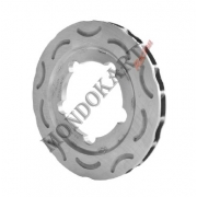 CRG Rear Brake Disc 189mm V09 / V10 / V05, MONDOKART, Rear