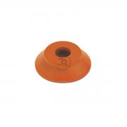 Rubber anti-vibration 8mm, MONDOKART, Anti-vibration rubber pads