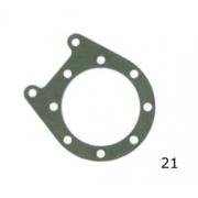 Support Plate NA gripper 4F CRG, MONDOKART, Brake system Mini