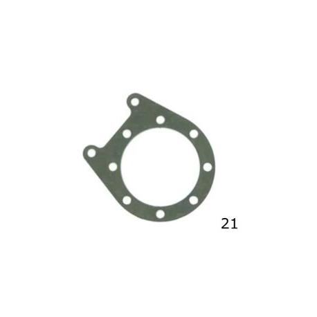 Piastra supporto pinza NA 4F CRG, MONDOKART, Impianto Freno