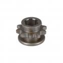 Engine Sprocket Pinion 100cc keyed (Vortex, TM), mondokart